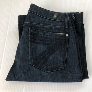 7 for all mankind Dojo Long Jeans, 27 x 35